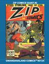 Cover for Gwandanaland Comics (Gwandanaland Comics, 2016 series) #3124 - Zip Comics Giant #2