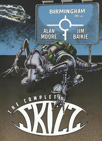 Cover Thumbnail for The Complete Skizz (Rebellion, 2017 series)