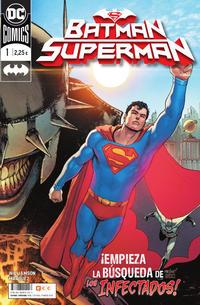 Cover Thumbnail for Batman / Superman (ECC Ediciones, 2020 series) #1