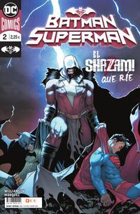 Cover Thumbnail for Batman / Superman (ECC Ediciones, 2020 series) #2