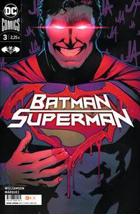 Cover Thumbnail for Batman / Superman (ECC Ediciones, 2020 series) #3