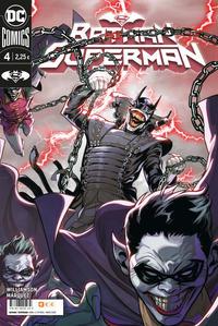 Cover Thumbnail for Batman / Superman (ECC Ediciones, 2020 series) #4