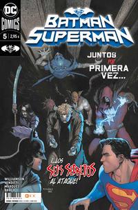 Cover Thumbnail for Batman / Superman (ECC Ediciones, 2020 series) #5
