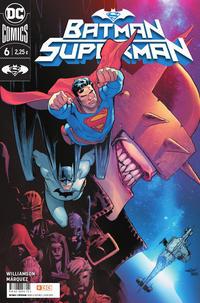 Cover Thumbnail for Batman / Superman (ECC Ediciones, 2020 series) #6