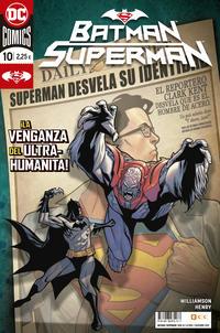 Cover Thumbnail for Batman / Superman (ECC Ediciones, 2020 series) #10