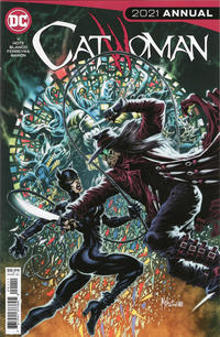 Cover Thumbnail for Catwoman 2021 Annual (DC, 2021 series) #1