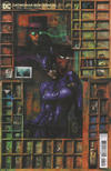 Cover Thumbnail for Catwoman 2021 Annual (2021 series) #1 [Liam Sharp Cardstock Variant Cover]