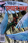Cover for Web of Spider-Man (Marvel, 1985 series) #3 [Canadian]