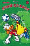 Cover for Miki Hiir Koomiksikogu (Egmont Estonia, 2008 ? series) #73