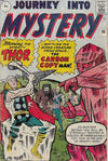Cover Thumbnail for Journey into Mystery (1952 series) #90 [British]