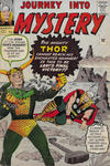 Cover Thumbnail for Journey into Mystery (1952 series) #92 [British]