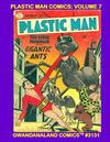 Cover for Gwandanaland Comics (Gwandanaland Comics, 2016 series) #3131 - Plastic Man Comics: Volume 7