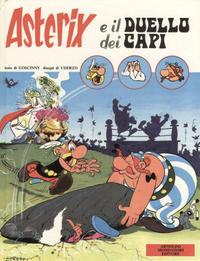 Cover Thumbnail for Un' avventura di Asterix (Arnoldo Mondadori Editore, 1968 series) #[10] - Asterix e il Duello dei Capi