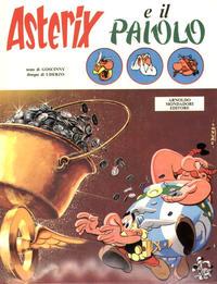 Cover Thumbnail for Un' avventura di Asterix (Arnoldo Mondadori Editore, 1968 series) #[11] - Asterix e il Paiolo