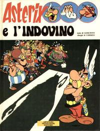 Cover Thumbnail for Un' avventura di Asterix (Arnoldo Mondadori Editore, 1968 series) #[18] - Asterix e l' Indovino