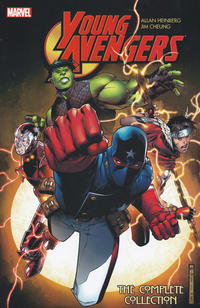 Cover Thumbnail for Young Avengers by Allan Heinberg and Jim Cheung: The Complete Collection (Marvel, 2016 series)
