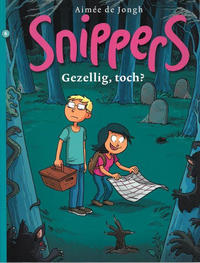 Cover Thumbnail for Snippers (Strip2000, 2013 series) #6 - Gezellig, toch?