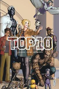 Cover Thumbnail for Top 10 (L'intégrale) (Urban Comics, 2015 series)