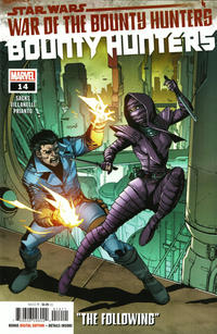 Cover Thumbnail for Star Wars: Bounty Hunters (Marvel, 2020 series) #14