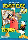 Cover for Klassisk Donald Duck (Hjemmet / Egmont, 2016 series) #31 - Oppdrag Zandtak