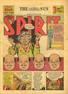 Cover for The Spirit (Register and Tribune Syndicate, 1940 series) #8/18/1940 [Baltimore Sun Edition]