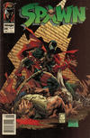 Cover Thumbnail for Spawn (1992 series) #28 [Newsstand]