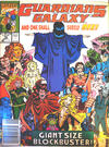 Cover for Guardians of the Galaxy (Marvel, 1990 series) #16 [Newsstand]
