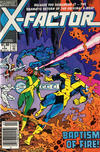 Cover for X-Factor (Marvel, 1986 series) #1 [Canadian]