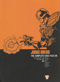 Cover Thumbnail for Judge Dredd The Complete Case Files (Rebellion, 2005 series) #6