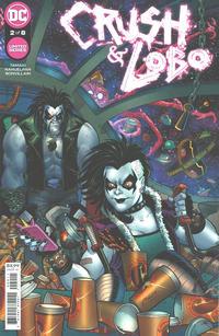 Cover Thumbnail for Crush & Lobo (DC, 2021 series) #2
