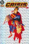 Cover Thumbnail for JLA - Die neue Gerechtigkeitsliga Sonderband (1997 series) #13 - Crisis on infinite Earths 2 [Glitzercover]