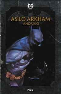 Cover Thumbnail for Asilo Arkham: Año Uno (ECC Ediciones, 2020 series)