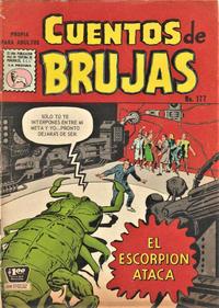 Cover Thumbnail for Cuentos de Brujas (Editora de Periódicos La Prensa S.C.L., 1951 series) #177