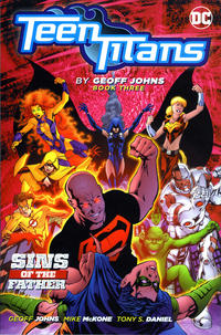 Cover Thumbnail for Teen Titans by Geoff Johns (DC, 2017 series) #3