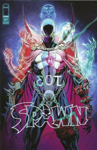 Cover Thumbnail for Spawn (Image, 1992 series) #301 [Cover O]