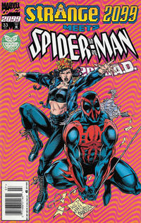 Cover for Spider-Man 2099 (Marvel, 1992 series) #33