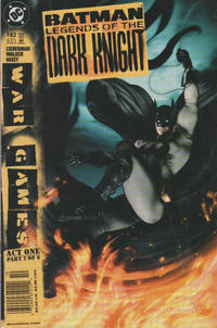 Cover Thumbnail for Batman: Legends of the Dark Knight (DC, 1992 series) #182 [Newsstand]
