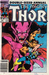 Cover for Thor Annual (Marvel, 1966 series) #13 [Canadian]