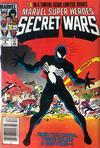 Cover Thumbnail for Marvel Super-Heroes Secret Wars (1984 series) #8 [Canadian]
