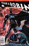 Cover for All Star Batman & Robin, the Boy Wonder (DC, 2005 series) #2 [Newsstand - Jim Lee / Scott Williams Cover]
