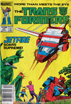 Cover for The Transformers (Marvel, 1984 series) #11 [Canadian]