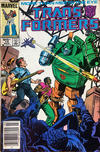 Cover for The Transformers (Marvel, 1984 series) #14 [Canadian]