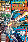 Cover for The Transformers (Marvel, 1984 series) #4 [Canadian]