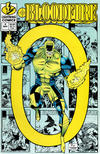 Cover for Bloodfire (Lightning Comics [1990s], 1993 series) #0 [Yellow Cover]