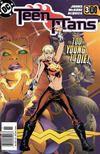 Cover for Teen Titans (DC, 2003 series) #3 [Newsstand]