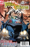 Cover for Teen Titans (DC, 2003 series) #9 [Newsstand]
