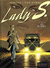 Cover Thumbnail for Lady S. (Dupuis, 2004 series) #4 - Jeu de Dupes