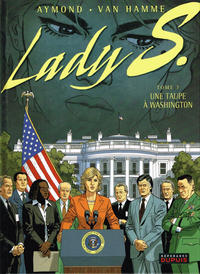 Cover Thumbnail for Lady S. (Dupuis, 2004 series) #5 - Une taupe à Washington