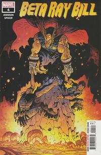 Cover Thumbnail for Beta Ray Bill (Marvel, 2021 series) #4