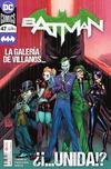 Cover for Batman: Renacimiento (ECC Ediciones, 2016 series) #47